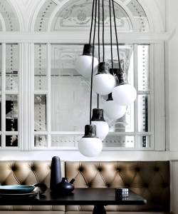 Mass Light Chandelier | &Tradition | design Norm Architects | Design Spichlerz