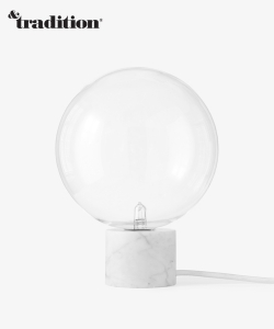Marble Light SV6 lampa stołowa | &Tradition | Design Spichlerz