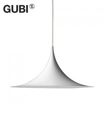 Semi Pendant 30 grafitowy | Gubi | Design Spichlerz