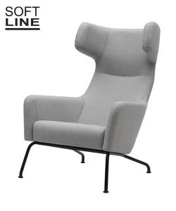 Havana Fotel | Softline | design busk+hertzog | Design Spichlerz