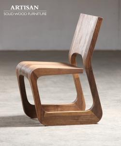 Steek krzesło drewniane | Artisan | design Karim Rashid | Design Spichlerz
