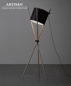 Shift lampa podłogowa | Artisan | Design Spichlerz