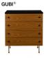 Series 62 Dresser 4 komoda | Gubi | design Greta M. Grossmann | Design Spichlerz