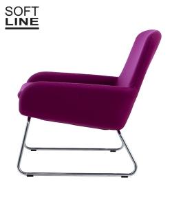 Coco fotel | Softline | design busk+hertzog | Design Spichlerz