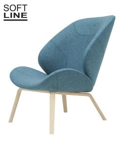 Eden fotel | Softline | design busk+hertzog | Design Spichlerz