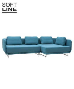 Setup sofa | Softline | design Matthias Demacker | Design Spichlerz