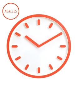 Tempo zegar ścienny | Magis | design Naoto Fukasawa | Design Spichlerz