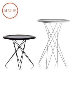 Pizza Table stolik | Magis | design Naoto Fukasawa | Design Spichlerz