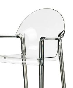 Tosca krzesło przezroczyste | Magis | Design Spichlerz