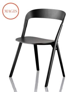 Pila czarny | Magis | design Ronan & Erwan Bouroullec | Design Spichlerz