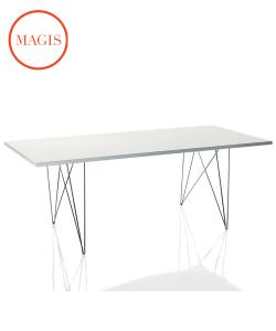 Magis XZ3 stół prostokątny | Magis | Design Spichlerz