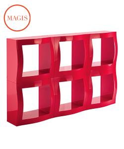 Boogie Woogie regał modułowy | Magis | Design Spichlerz