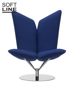 Angel fotel | Softline | design busk+hertzog | Design Spichlerz