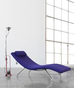 Szezlong Sense duńskiej firmy Softline | design busk+hertzog | Design Spichlerz