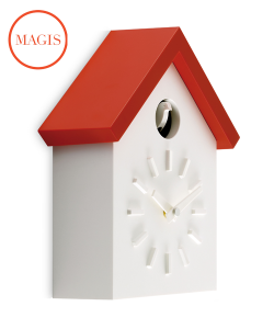 Cu-Clock zegar ścienny | Magis | Naoto Fukasawa | Design Spichlerz