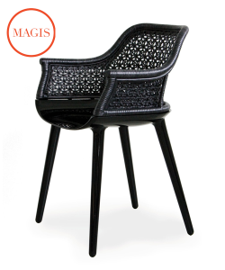 Cyborg Elegant krzesło | Magis | Design Spichlerz