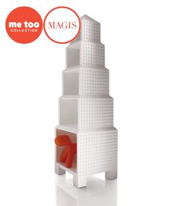 Downtown regał dla dzieci | Magis Me Too | Design Spichlerz