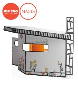 Villa Julia domek z kartonu | Magis Me Too | Design Spichlerz