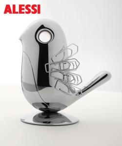 Chip pojemnik do spinaczy biurowych | Alessi | Design Spichlerz