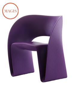 Raviolo fotel ogrodowy | Magis | design Ron Arad | Design Spichlerz