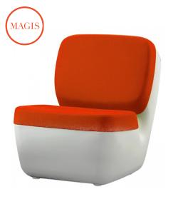 Nimrod fotel | Magis | Design Spichlerz