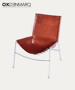 November fotel skórzany | OX Denmarq | Design Spichlerz