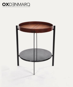 Deck Table stolik | OX Denmarq | Design Spichlerz
