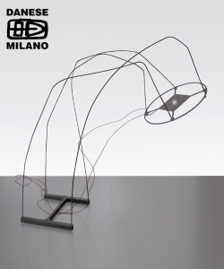 Filmografica lampa stołowa | Danese Milano | Design Spichlerz