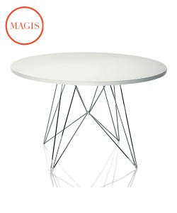 Magis XZ3 stół okrągły