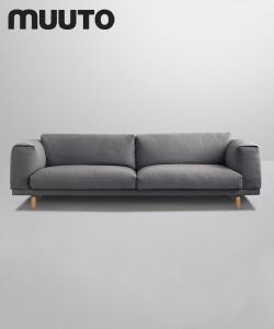 Rest sofa 3 osobowa | Muuto | Anderssen & Voll | Design Spichlerz