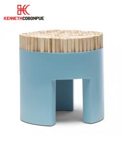 Chiquita stołek | Kenneth Cobonpue | Design Spichlerz