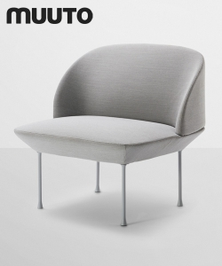 Oslo Fotel | Muuto | Anderssen & Voll | Design Spichlerz