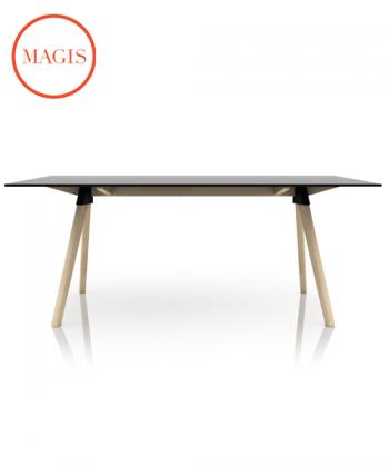 Butch stół | Magis | design Konstantin Grcic | Design Spichlerz