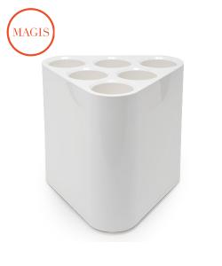 Poppins stojak na parasole | Magis | Design Edward Barber & Jay Osgerby | Design Spichlerz