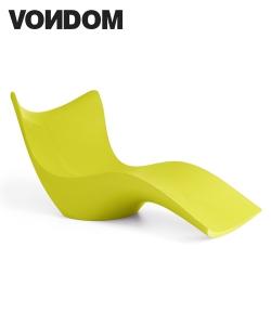 Surf szezlong | Vondom | Karim Rashid | Design Spichlerz