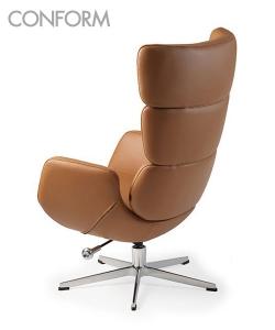 Turtle fotel | Conform | Design Spichlerz