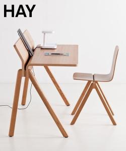Copenhague biurko | Hay | design Ronan & Erwan Bouroullec | Design Spichlerz