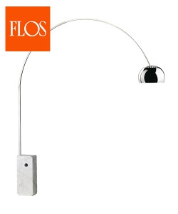 Flos Arco ikona designu | Design Spichlerz