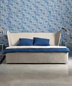 Bergere łóżko | Letti & Co. | Design Spichlerz