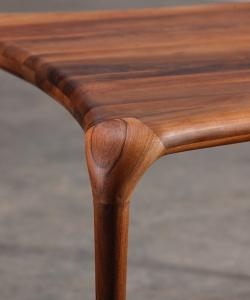 Castula drewniany stół designerski | Artisan | Design Spichlerz