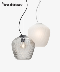 lampa wisząca Blown &Tradition Design Spichlerz