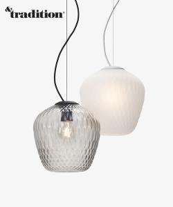 lampa wisząca Blown &Tradition Design Spichlerz