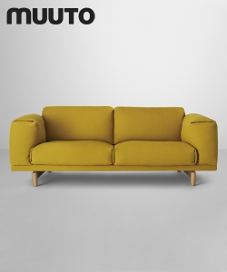 Rest Sofa 2 osobowa | Muuto | design Anderssen & Voll