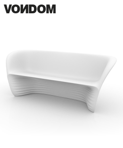 Biophilia sofa | Vondom | design Ross Lovegrove