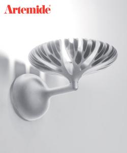 Florensis Parete | Artemide | design Ross Lovegrove