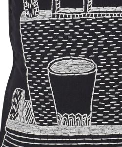 Bottle skandynawska poduszka dekoracyjna | Hay | Design Spichlerz