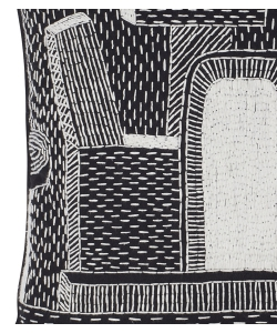 One And A Glass skandynawska poduszka dekoracyjna | Hay | Design Spichlerz