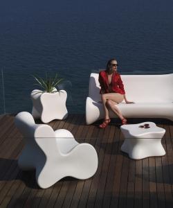Doux donica | Vondom | design Karim Rashid