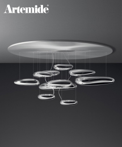 Mercury Soffitto | Artemide | design Ross Lovegrove