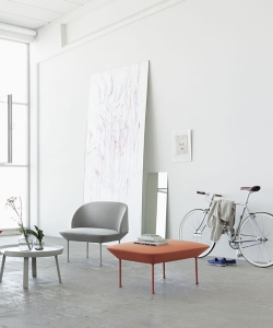 Oslo Pufa | Muuto | design Anderssen & Voll